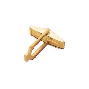 Cufflink Backs with Flat Top – Non-Swivel