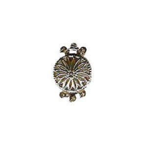 Round Filigree Pearl Clasp (Series 88/3)
