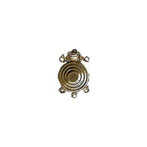 Round Disc Clasps (Series 216-L)