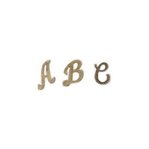 Script Letter (A-Z)
