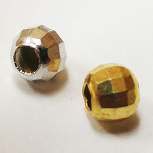 Faceted Bead