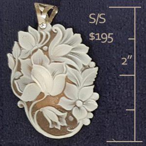 Cameos – Flowers